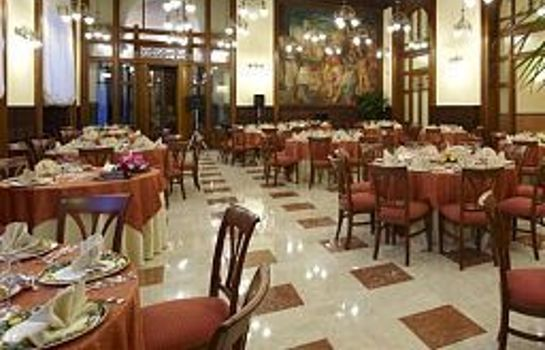 Restaurant Piazza Borsa Grand Hotel