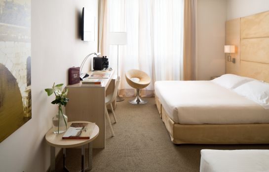Chambre double (confort) Best Western Plus Expo Verona