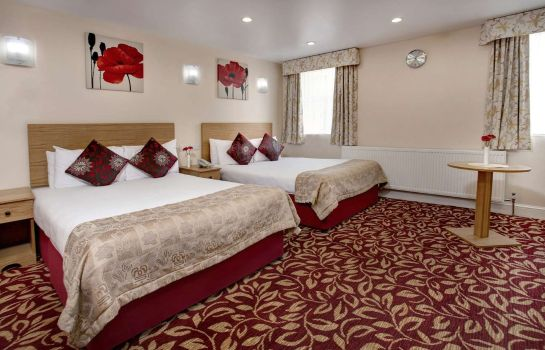Room Best Western Ilford