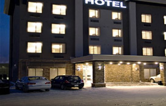 Vista esterna ACCLAIM HOTEL CALGARY AIRPORT
