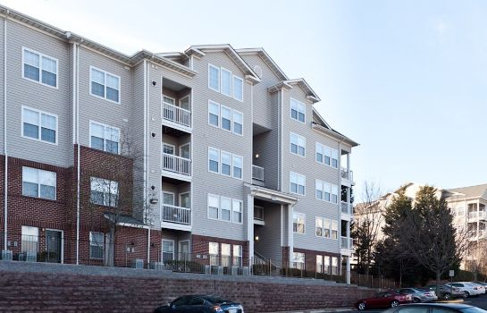 Vista exterior Oakwood at Avalon Tysons Crnr