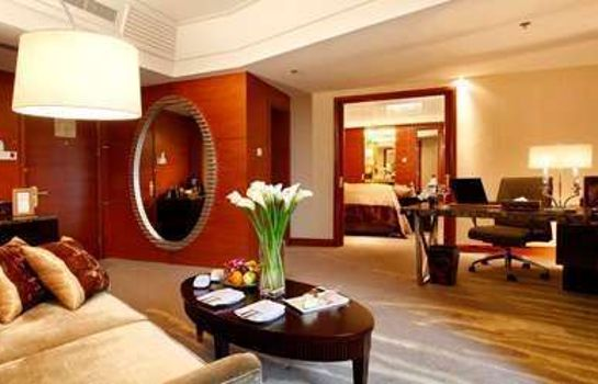 Suite Wyndham Grand Plaza Royale Hangzhou