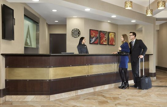 Hall ACCLAIM HOTEL CALGARY AIRPORT