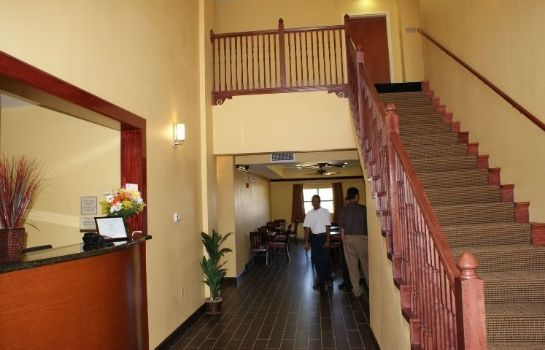 Vestíbulo del hotel Econo Lodge Inn and Suites Little Rock S