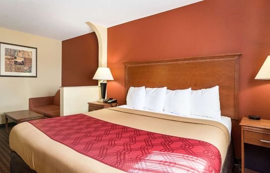 Habitación doble (confort) Econo Lodge Inn and Suites Little Rock S