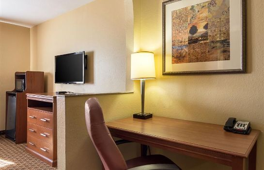Habitación Econo Lodge Inn and Suites Little Rock S