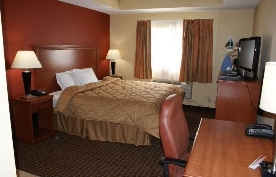 Zimmer Econo Lodge Inn & Suites Little Rock
