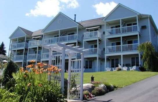 Außenansicht STRAWBERRY HILL SEASIDE INN