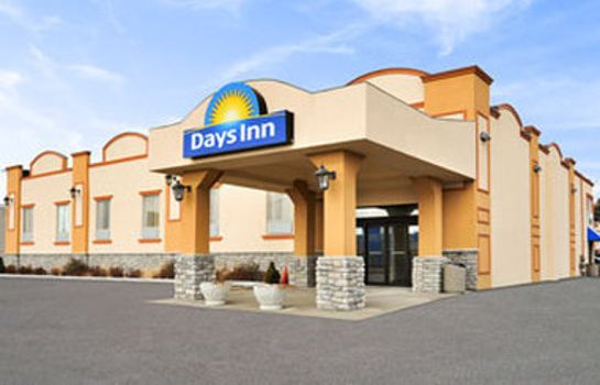 Vista esterna DAYS INN BRAMPTON