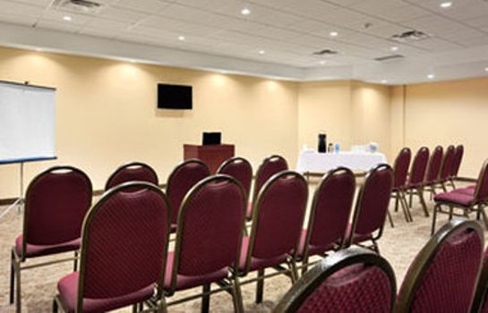 Conference room Days Inn by Wyndham Brampton
