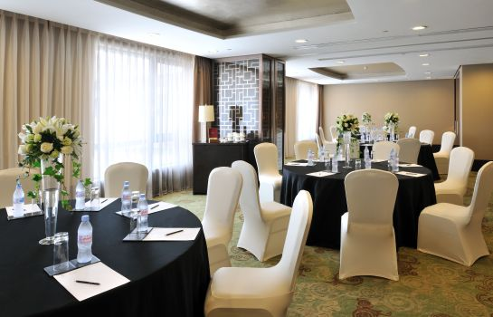 Meeting room Guoman Hotel Shanghai