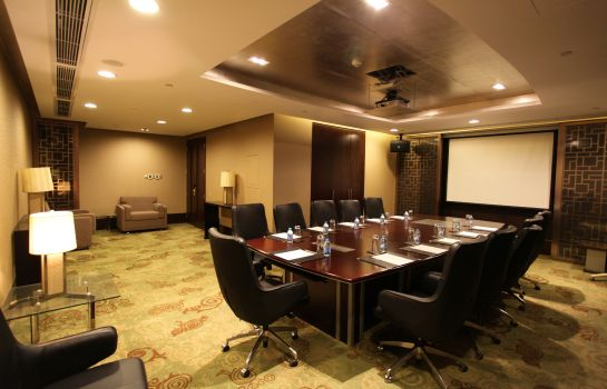 Conference room Guoman Hotel Shanghai