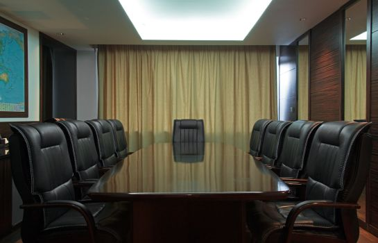 Meeting room Sayen International Hotel