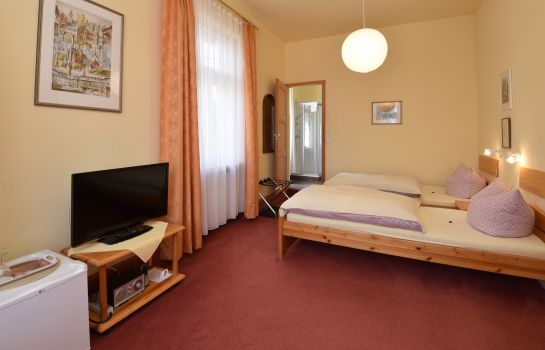 Chambre double (confort) Villa Gisela Pension