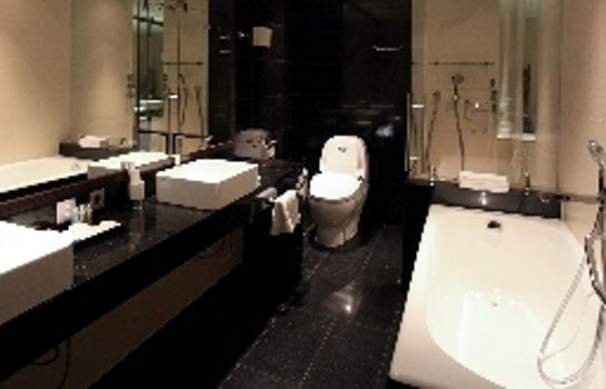 Bathroom Sayen International Hotel