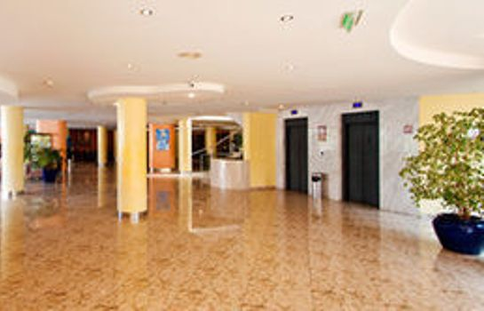 Vista all'interno TRH Magaluf - Adults Only