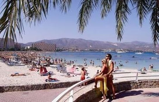 Spiaggia TRH Magaluf - Adults Only
