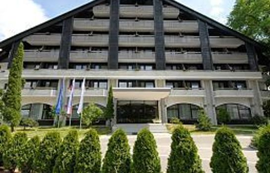 Reception Hotel Savica Garni Sava Hotels & Resorts
