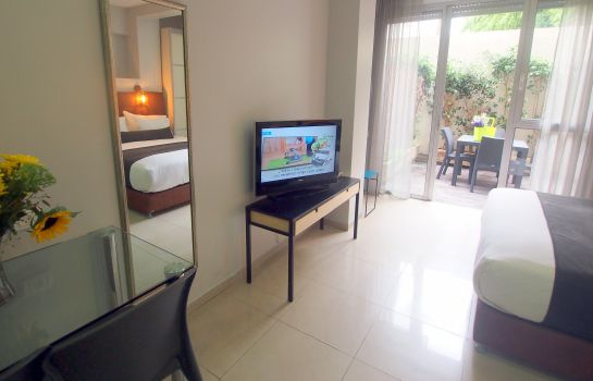 Chambre double (standard) Sea Land Suites