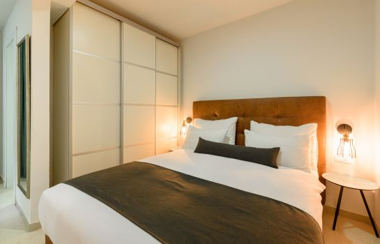 Chambre double (confort) Sea Land Suites