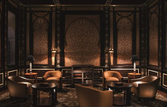 Hotel bar Royal Mansour Marrakech