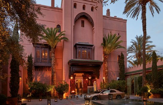 Information Royal Mansour Marrakech