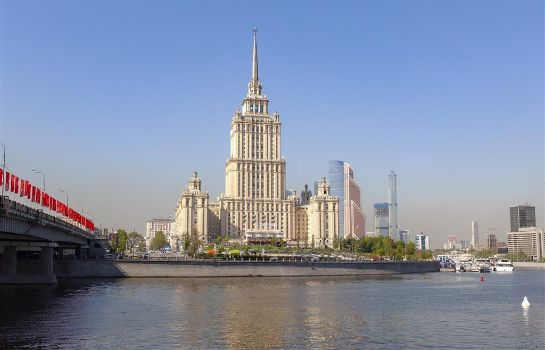 Exterior view RADISSON Collection MOSCOW