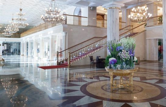 Lobby RADISSON Collection MOSCOW