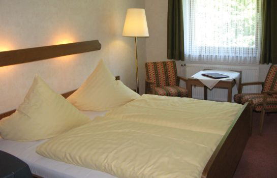 Doppelzimmer Standard Hotel-Pension-Cafe Wolfsbach