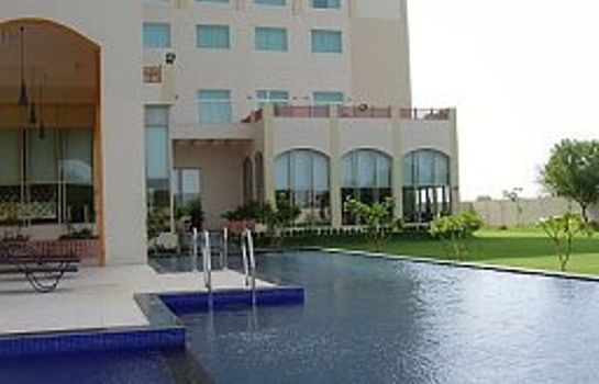 Exterior view Hotel Jaipur Greens