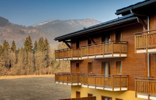 Photo Vacanceole Residence Grand Massif Morillon