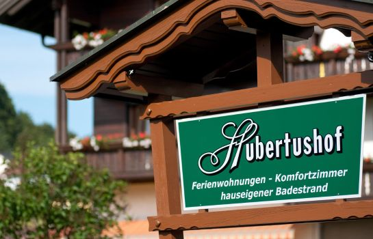 Info HUBERTUSHOF Pension