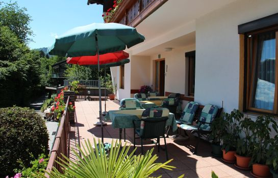Terrasse Pirker Pension