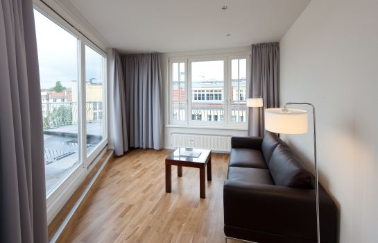 Suite City Hotel Berlin Mitte