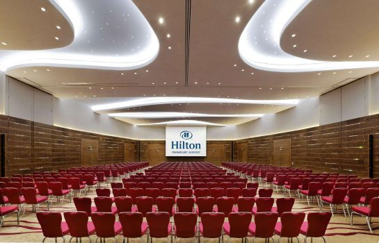 Conference room Hilton Frankfurt Airport