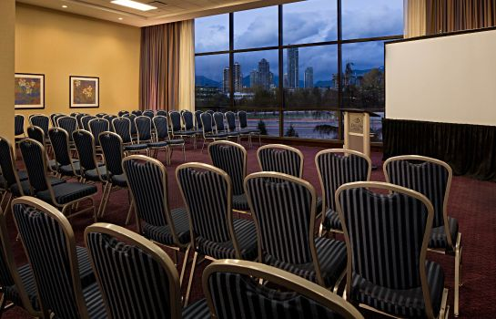 Sala congressi Delta Burnaby Hotel & Conference Center