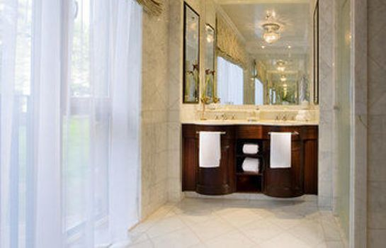 Bagno in camera Castlemartyr Resort