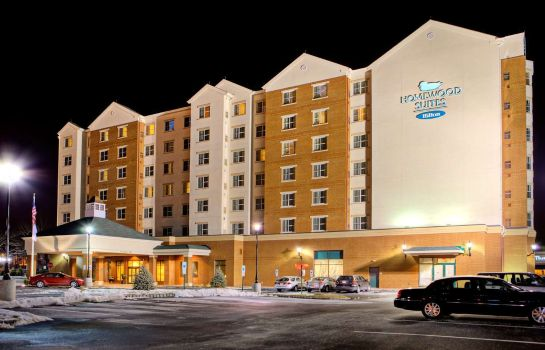 Außenansicht Homewood Suites by Hilton East Rutherford - Meadowlands NJ