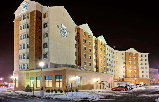Vista esterna Homewood Suites by Hilton East Rutherford - Meadowlands NJ