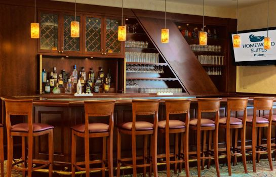 Hotel bar Homewood Suites by Hilton East Rutherford - Meadowlands NJ