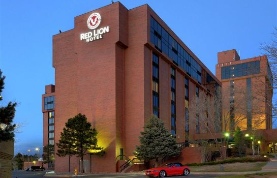 Vista esterna RED LION HOTEL DENVER SOUTHEAST
