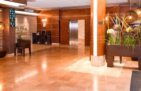 Reception Apart-Hotel SunClub Salou