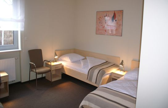 Double room (standard) MTJ Business Hotel