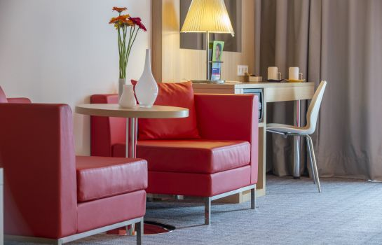 Junior Suite PARK INN FRANKFURT AIRPORT