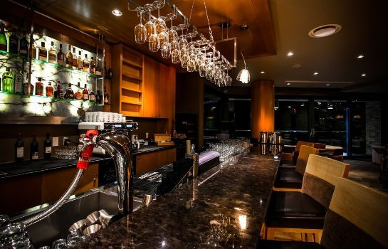 Bar del hotel Sparkling Hill Wellness Resort and Spa
