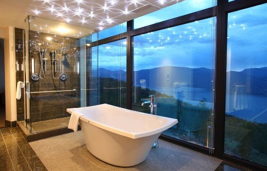 Cuarto de baño Sparkling Hill Wellness Resort and Spa