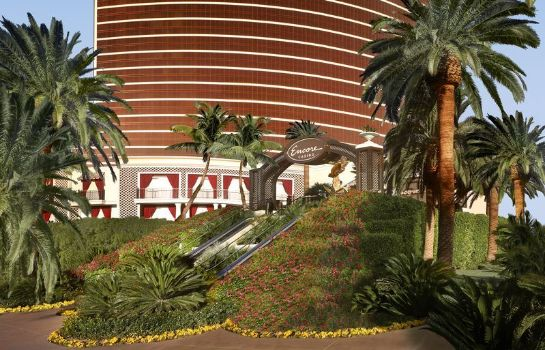 Vista exterior Encore at Wynn Las Vegas