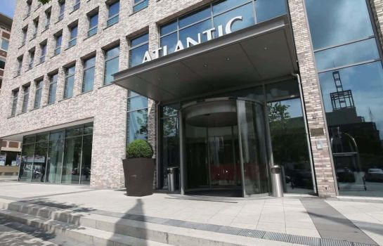 Exterior view ATLANTIC Hotel Kiel