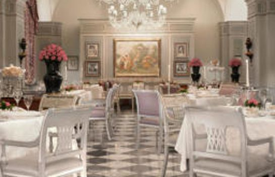 Restaurant Four Seasons Hotel Florence