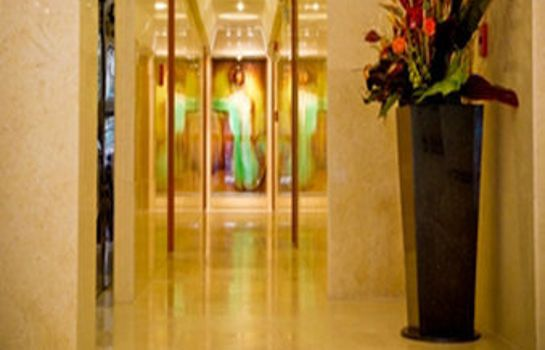 Hol hotelowy ELDON HOTEL AND LUXURY SUITES